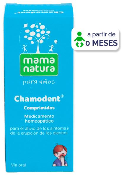 Chamodent: producto para los dientes